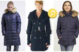 Granatowe płaszcze - przegląd najciekawszych modeli