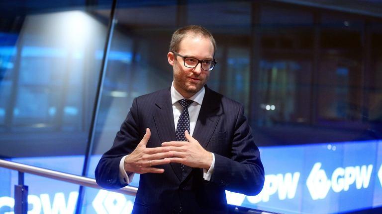 Marek Dietl, prezes GPW