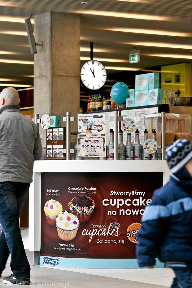 Kawiarnie na dworcu PKP w Katowicach
