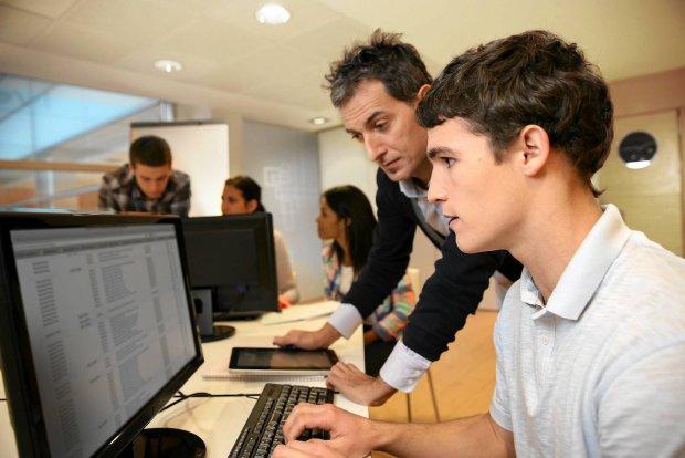 Praca dla młodych będzie w IT