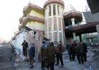 Zamach w Afganistanie. Talibowie zaatakowali pensjonat dla cudzoziemc�w