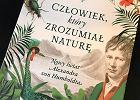 Człowiek, który zrozumiał naturę - fragment okładki
