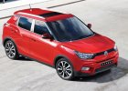 SsangYong Tivoli | Nowy crossover z Korei