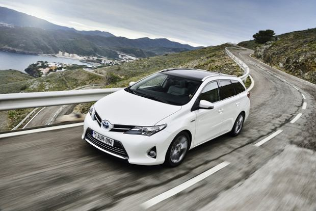 Salon Genewa 2013 | Toyota Auris Touring Sports