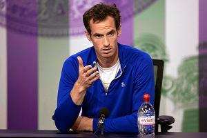 """Andy Murray chce wrócić do gry! Co z Wimbledonem? """"Nie odczuwam bólu"""""""