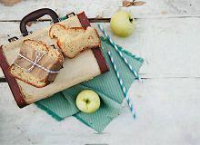 Drożdżówka z jabłkami marynowanymi w winie - ugotuj