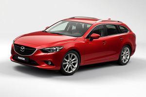 Mazda 6 w wersji kombi - pierwsze oficjalne zdj�cia