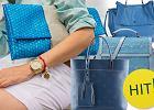 HIT: niebieskie torebki na wiosnę i lato 2013