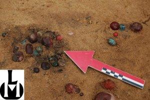 Archeolodzy znale�li pacior-skarabeusza sprzed dw�ch tysi�cy lat