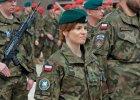 """Kobieta żołnierz. """"Na każdym kroku starano się udowodnić, że jestem za słaba na wojsko"""""""