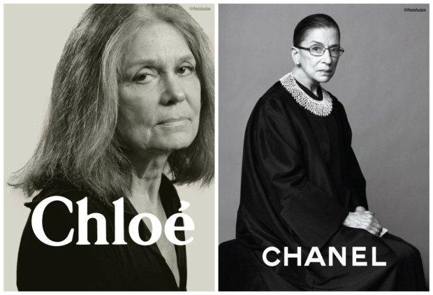 """Feministka i laureatka Nagrody Nobla w kampaniach znanych marek?  """"Żegnajcie supermodelki - witajcie wzorce!"""""""