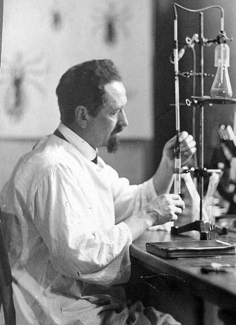 Rudolf Weigl (1883-1957)