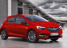 Zupełnie nowy Opel Corsa już w 2019 r.