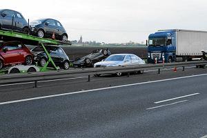 A4 jest najniebezpieczniejsz� autostrad� w Polsce