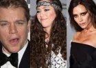Matt Damon, Natalia Kukulska, Victoria Beckham