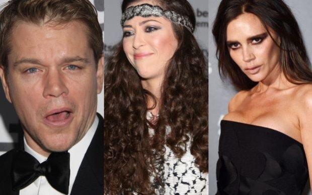 Ile wzrostu maj� gwiazdy? Nas najbardziej zaskoczyli Matt Damon i Natalia Kukulska. Wygl�daj� na swoje centymetry?