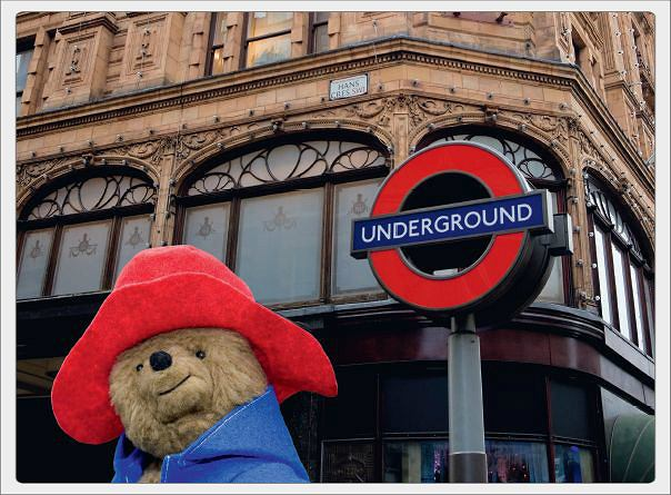 Londyn z Paddingtonem