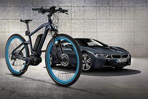 BMW | Rower dla właściciela BMW i8