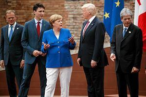 Klęska szczytu G7. Nie udało się porozumieć z Trumpem w żadnej kwestii