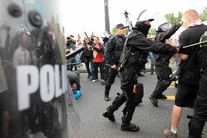 184 osoby zatrzymane po zamieszkach w Warszawie