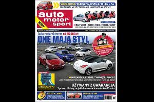 Czerwcowy numer Auto Motor i Sport