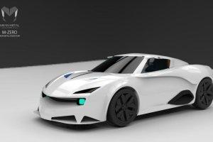 Mean Metal Motors M-Zero   Indyjskie pragnienia