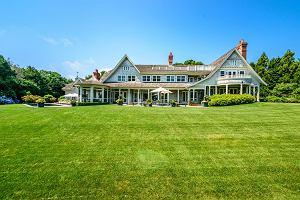 Harvey Weinstein sprzedał swoją posiadłość w Hamptons - dużo taniej niż przewidywał