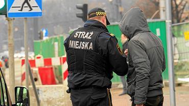 Straż miejska w Warszawie