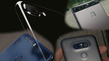 Telefony z podwójnym aparatem