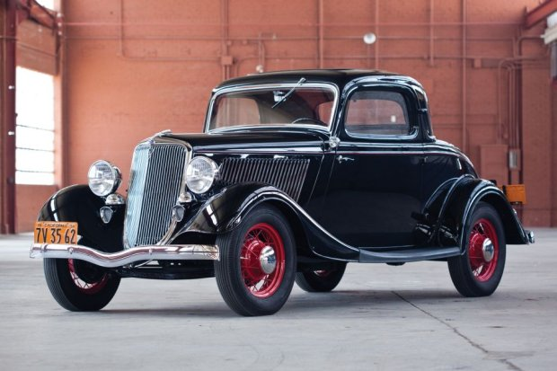1934 Ford V8 Coupe