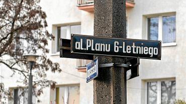 Ul. Planu 6-letniego