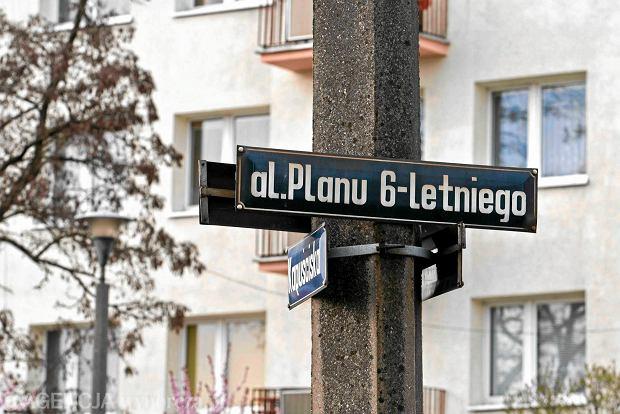 Spór o dekomunizację ulic. Wojewodów poróżniły opłaty