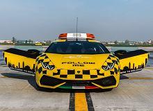 Lamborghini Huracan | W służbie dla lotnictwa