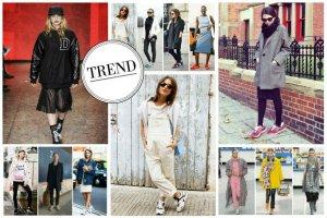 Od Nowego Jorku, przez Londyn, Mediolan a� po Pary�. Sportowe buty zdominowa�y ulice �wiatowych stolic mody!