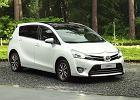 Salon Paryż 2012 | Odświeżona Toyota Verso