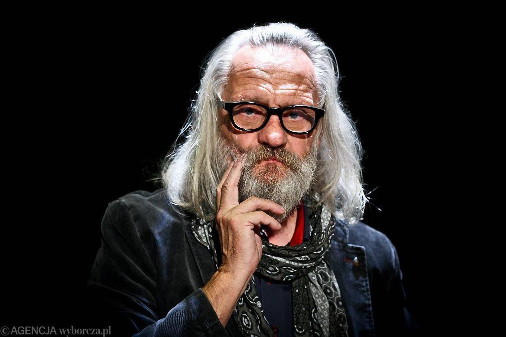 Janusz Opryński, dyrektor Teatru Provisorium / Janusz Opryński/JAKUB ORZECHOWSKI