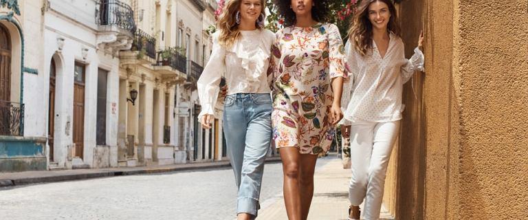 Winona Ryder i Elizabeth Olsen w nowej kampanii H&M