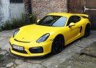 Porsche Cayman GT4 | Test | Drogowy rozrabiaka