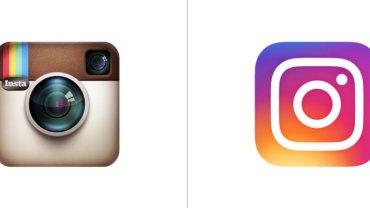 Instagram zmienia logo