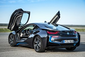 BMW i8 | Nowoczesny samoch�d za kosmiczne pieni�dze