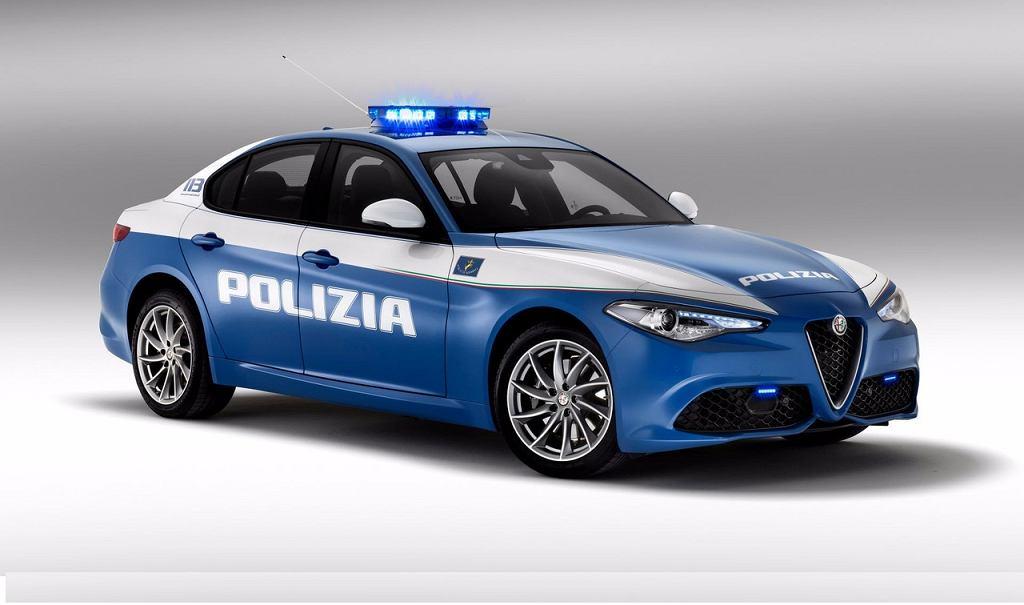 Samochody FCA dla włoskiej policji