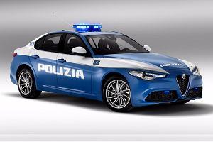 Alfa Romeo Giulia powołana na służbę