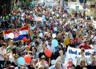 W Chorwacji wraca temat aborcji. W Zagrzebiu marsze za i przeciw
