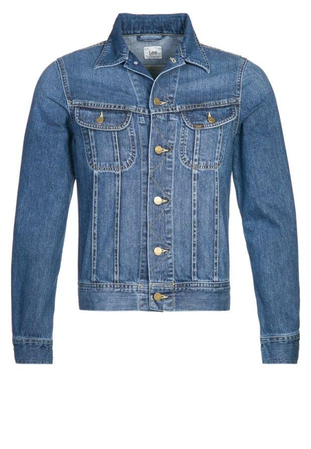 6ff36d991a37a Zdjęcie numer 4 w galerii - Męskie kurtki dżinsowe: wielki powrót