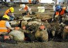 Rzym: znaleziono najwi�kszy staro�ytny zbiornik wodny. Odkryto go na budowie metra