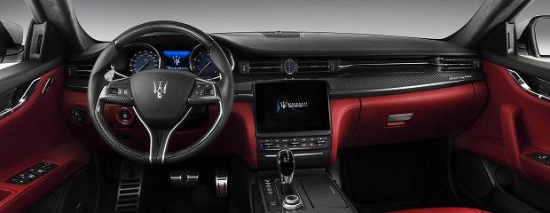 Maserati Quattroporte FL 2016