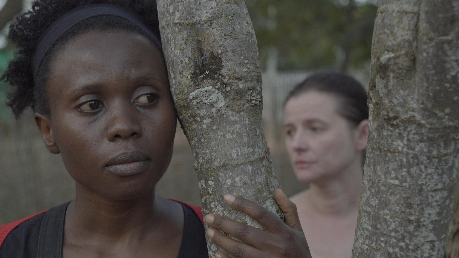 Kadr z filmu 'Ptaki śpiewają w Kigali'