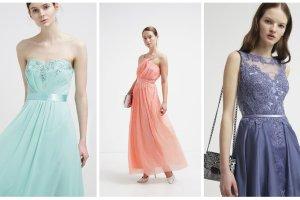 Sukienka dla druhny - przegl�d naj�adniejszych propozycji