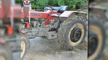 Chełm: wypadek przy uruchamianiu ciągnika rolniczego