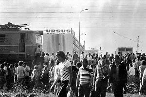 Czerwiec '76: rocznica strajku w Ursusie. Fabryka traktorów zatrzymała pociągi